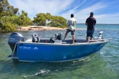 Sea Jay Ranger Sports 460 Image 1