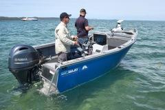 Sea Jay Ranger Sports 460 Image 4
