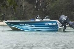 Sea Jay 4.58 Stealth  Image 15