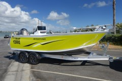 Sea Jay Velocity Sports 550 Image 11