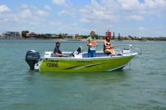 Sea Jay Velocity Sports 550 Image 7