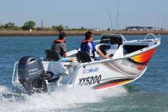 Sea Jay Velocity Sports 620 Image 2