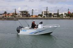 Sea Jay Vision 460 Image 12