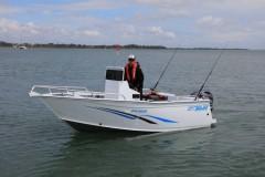 Sea Jay Vision 460 Image 13