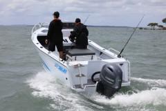 Sea Jay Vision 460 Image 17