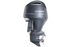 Yamaha F150 Motor Image 2