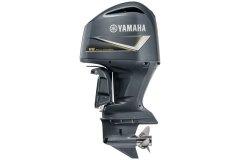 Yamaha F350 Motor Image 2