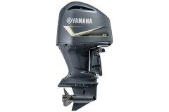 Yamaha F350 Motor Image 4