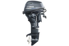 Yamaha T25 Motor Image 2