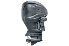 Yamaha XF425 Motor Image 4
