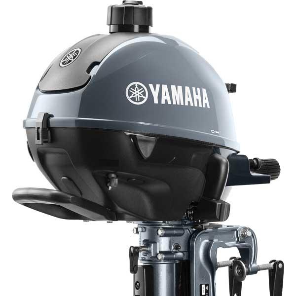 Yamaha F2.5 Top Image