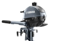 YAMAHA FOUR STROKE 2.5HP OUTBOARD ENGINE
