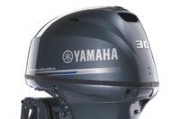 YAMAHA FOUR STROKE 30HP OUTBOARD ENGINE