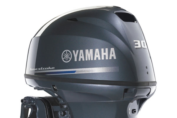 YAMAHA FOUR STROKE 30HP OUTBOARD ENGINE