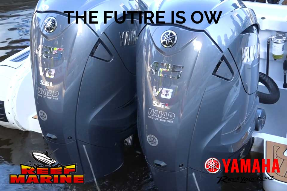 The Future is Now Yamaha XF425