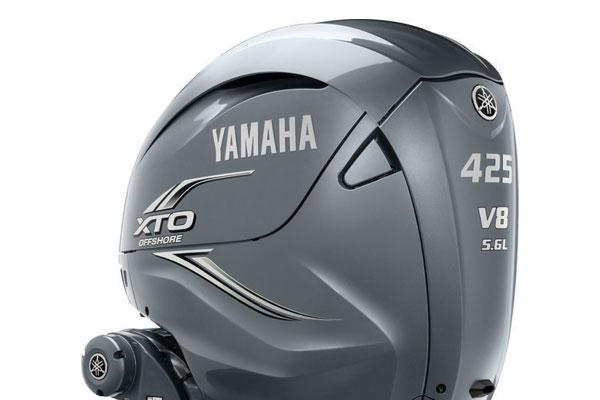 YAMAHA FOUR STROKE 425HP OUTBOARD ENGINE