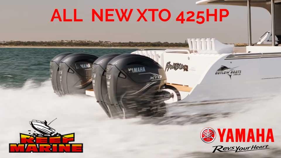 Yamaha XF425 Fawesome