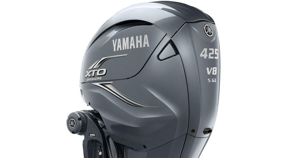 Yamaha XF425 Half
