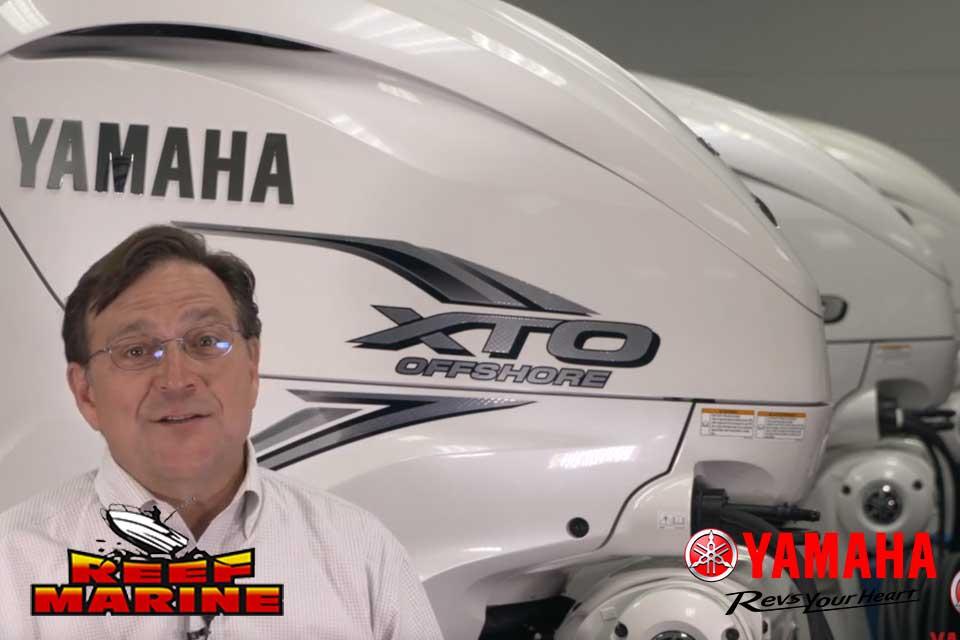 Yamaha XF425 Offshore