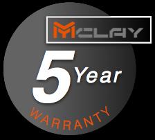 McLay 5 Year Hull Warranty
