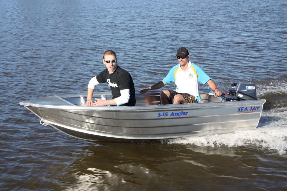 Sea Jay Angler 3.15 1