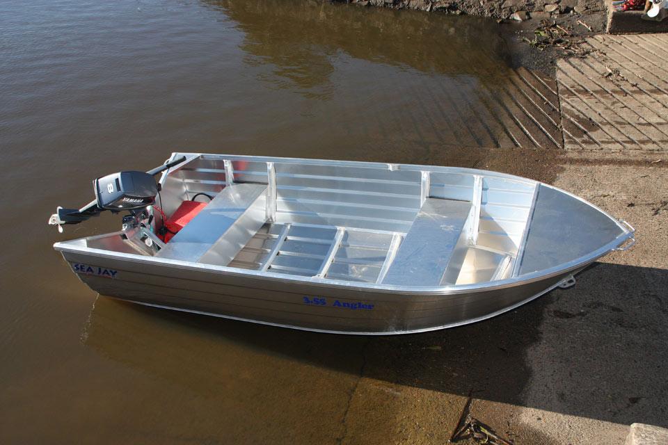 Sea Jay Angler 3.55