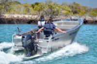 Sea Jay Ranger 460
