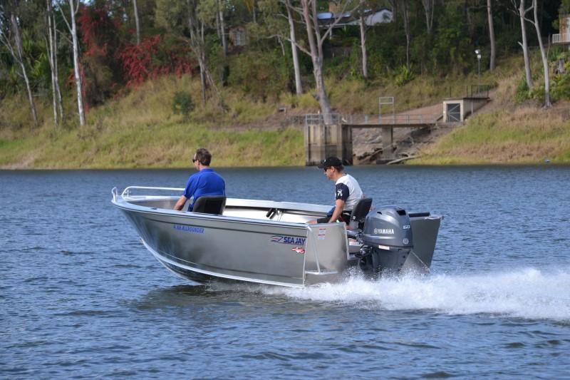 Sea Jay Allrounder Image 4