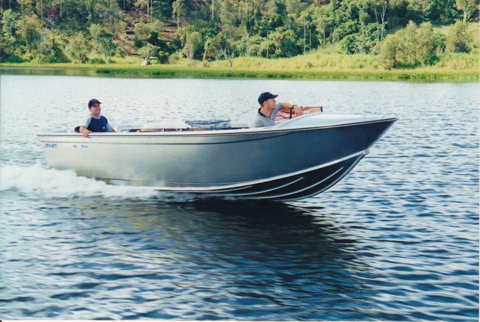 Sea Jay Magnum 6.0