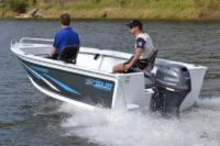 Sea Jay Allrounder Boat
