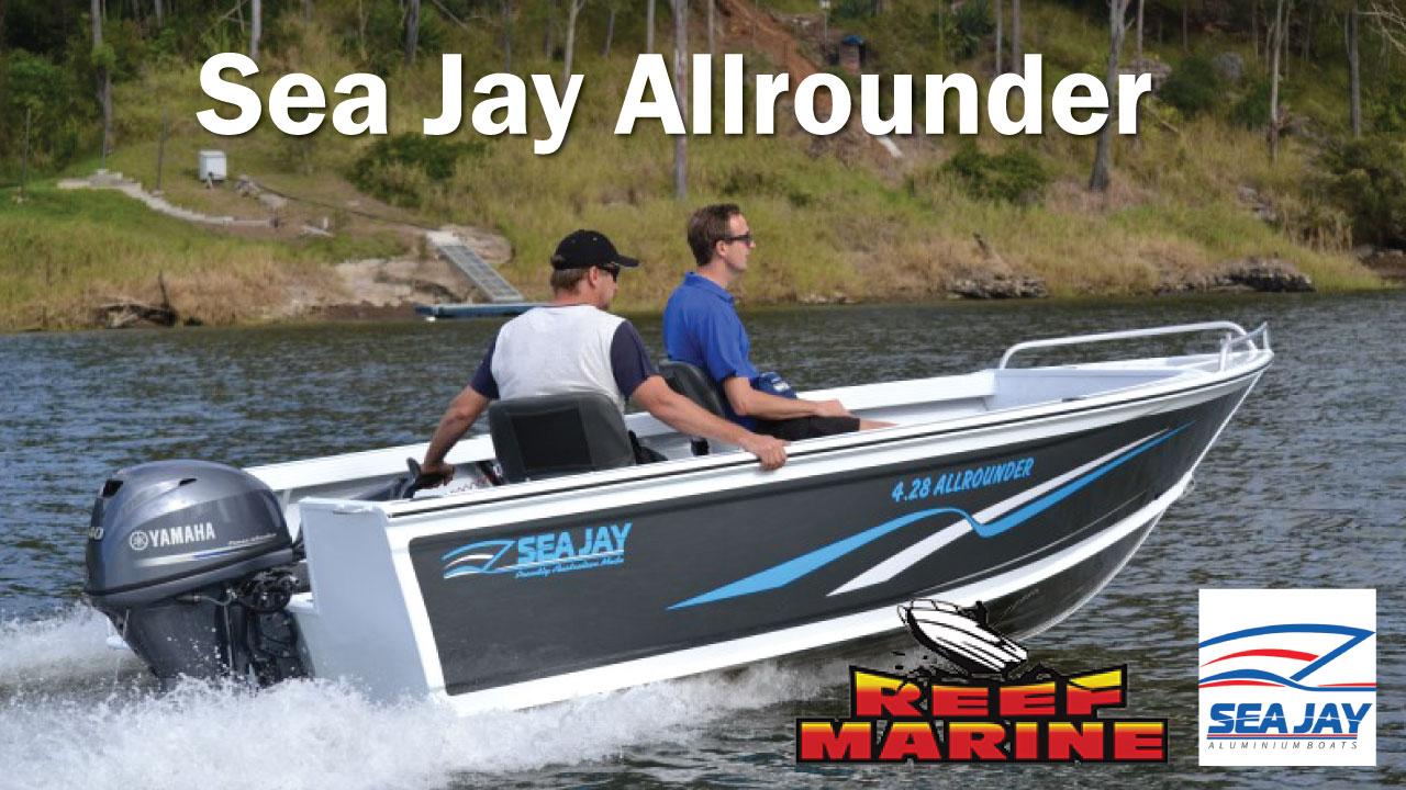 Sea Jay Allrounder Video
