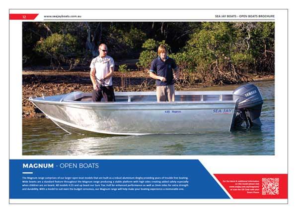 Sea Jay Magnum Brochure