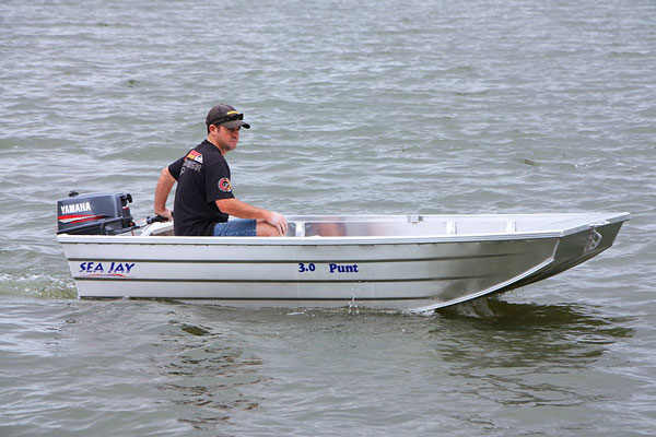 Sea Jay Punt Boat