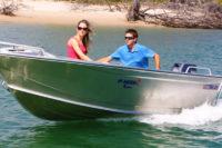 Sea Jay XPACK 2 Boat