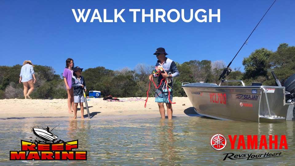 Sea Jay Magnum2 Walk Through
