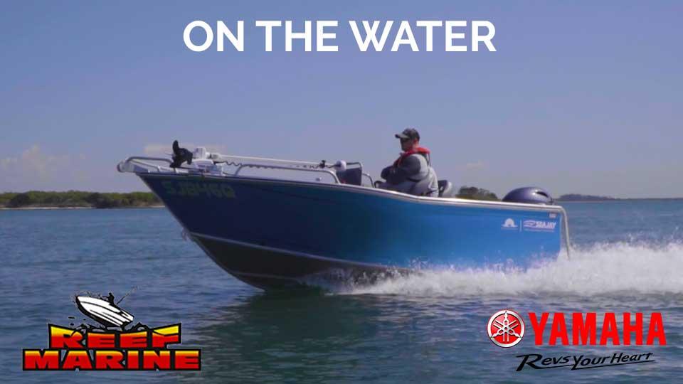 Sea Jay Ranger 460 On The Water