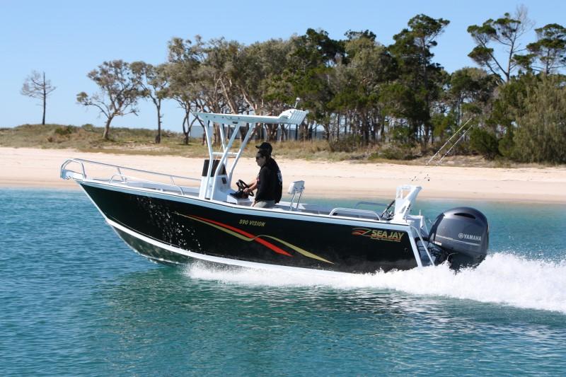 Sea Jay Vision Image 4
