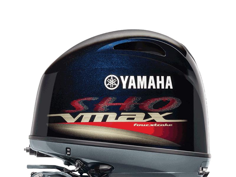 Yamaha VF90A VMAX Half