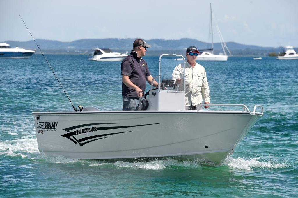 Sea Jay Navigator Image 1
