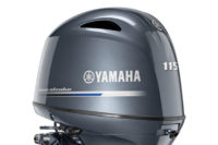 YAMAHA FOUR STROKE 115HP OUTBOARD ENGINE