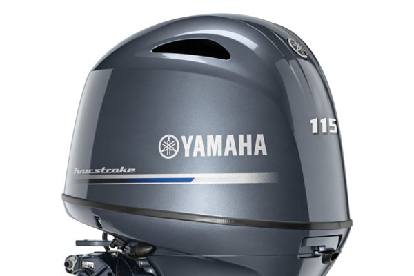 YAMAHA FOUR STROKE 115HP OUTBOARD ENGINE