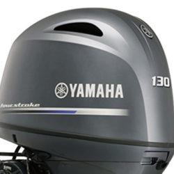 YAMAHA FOUR STROKE 130HP OUTBOARD ENGINE