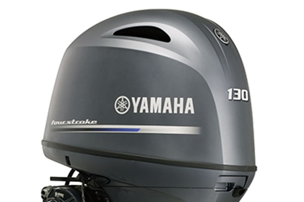 YAMAHA FOUR STROKE 130HP OUTBOARD ENGINE