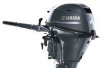 YAMAHA FOUR STROKE 15HP OUTBOARD ENGINE