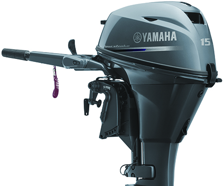 Yamaha F15 Top