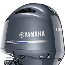 YAMAHA FOUR STROKE 150HP OUTBOARD ENGINE