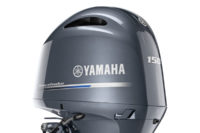 YAMAHA FOUR STROKE 150HP DEC OUTBOARD ENGINE