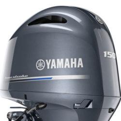 YAMAHA FOUR STROKE 150HP DEC OUTBOARD ENGINE