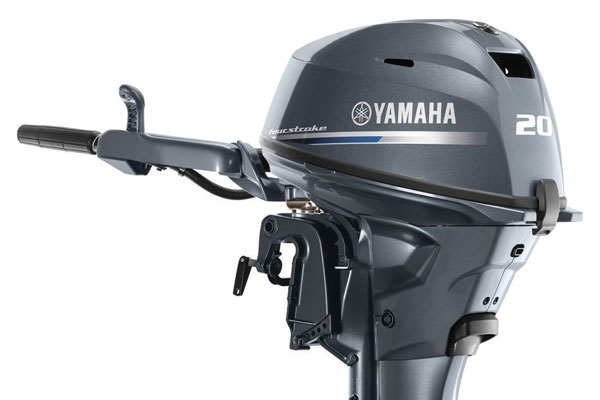 YAMAHA FOUR STROKE 20HP OUTBOARD ENGINE