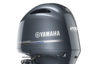 YAMAHA FOUR STROKE 200HP OUTBOARD ENGINE